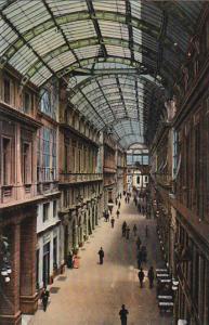 Galleria Mazzini, Ricordo Di Genova, Genova (Liguria), Italy, 1900-1910s