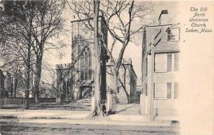 25938 MA, Salem 1908, The Old North Unitarian Church