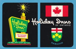 Holiday Inn Hotels of Ontario , Canada , 50-60s