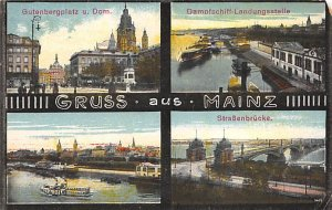Mainz Gruss Aus Unused
