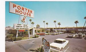 PHOENIX, Arizona, 40-60s; Porter House, Classic Cars