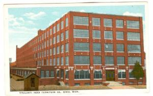 Ypsilanti Reed Furniture Co., Ionia, Michigan, 1910-1920s