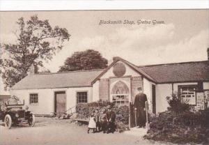 Scotland Gretna Green Blacksmith Shop