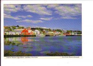 Fisheries Museum of the Atlantic, Town-view, Lunenburg, Nova Scotia,  Canada,
