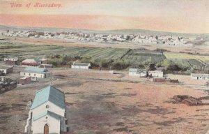 Klerpsdorp South Africa Antique Postcard