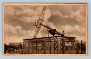 Southsea, UK-United Kingdom, The Victory Anchor, Vintage Postcard