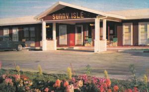 Sunny Isle Motel , Summerside East , PEI , Canada , PU-1968