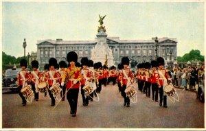 England London Buckingham Palace Guards Band