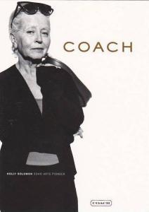 Coach Handbags Holly Solomon SOHO Arts Pioneer