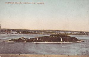 Scenic view,  Georges Island,  Halifax,  N.S.,  Canada,  00-10s
