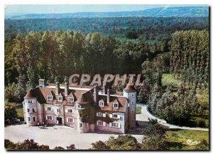 Postcard Modern Chapet Yvelines Bazincourt Clinic Functional Readaptation Cen...