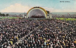TORONTO, Ontario, Canada, PU-1940; Band Shell, Exhibition Park