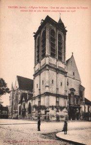 L'Eglise St Nizier,Troyes,France BINChateau,France BIN