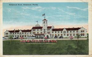 Hollywood Hotel , HOLLYWOOD , Florida , PU-1925