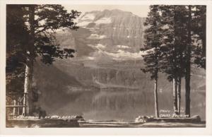 RP: Cameron Lake , Alberta , Canada , 1920-30s