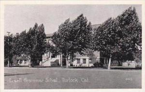 California Turlock Lovell Grammar School