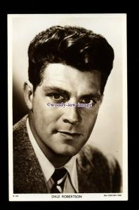 b6501 - Film Actor - Dale Robertson - Picturegoer No.D125 - postcard