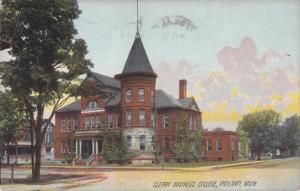 Cleary Business College, YPSILANTI, Michigan, PU-1915