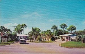 Florida Sarasota Siesta Villa Motel 1967