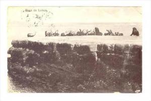Roca De Lobos, Chile, 1900-1910s