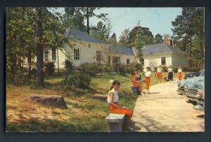Warm Springs, Georgia/GA Postcard, Little White House Shop
