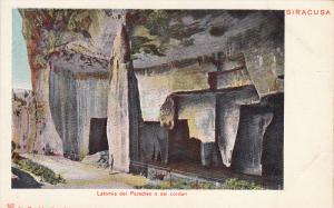 Latomia Del Paradiso O Dei Cordari, SIRACUSA (Sicily), Italy, 1910-1920s