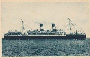 Ocean Liner Giulio Cesare , 20-40s Navigazione Generale Italiana