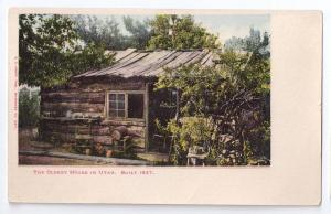 Oldest House in Utah UDB E.C. Kropp