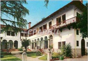 Postcard Modern Hotel La Palma Lago Maggiore (Italy) the Dipendenza
