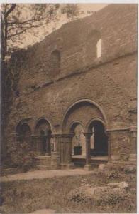 Exterior View, Ruines de l´Abbaye de St. Bavon, Gand, East Flanders, Belgium...