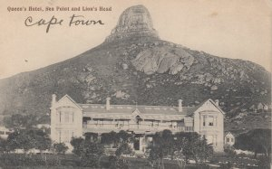 CAPE TOWN , South Africa , 00-10s ; Queen's Hotel , Sea Point & Lion's Head