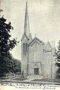 The Methodist Church in Andover, New York