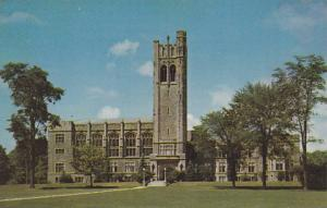 University College With Middlesex Memorial Tower, London, Ontario, Canada, 19...