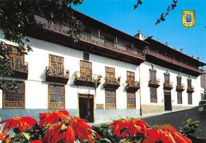 Spain La Orotava (Tenerife) Houses of the Balconies Casa de los Balcones