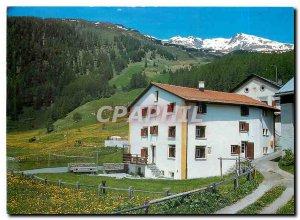 Postcard Modern Ferienkolonieheim Ebnat-Kappel Bos Cha Guarda Unterengadin