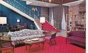 Illinois Des Plaines O'Hare-Concord Motor Inn Lobby