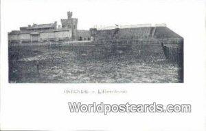 L'Hippodrome Ostende Netherlands Unused