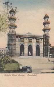AHEMEDABAD , India , 00-10s ; Muhafiz Khan Mosque