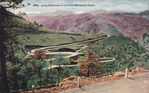 Colorado Denver Mountain Parks Auto Highway