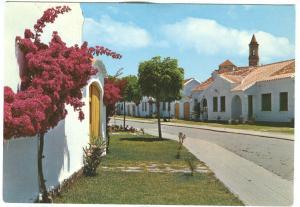 Spain, ESTEPONA, Costa del Sol, Barrio del Cristo, 1960s unused Postcard