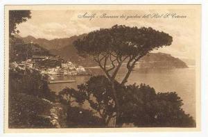 Panorama Dai Giardini Dell'Hotel S. Caterina, Amalfi, Salerno (Campania), Ita...