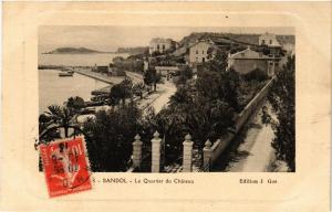 CPA Bandol - Le Quartier du Chateau (275722)