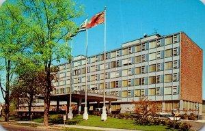 New York Binghamton Sheraton Inn