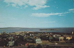 View Of Partridge Island & Bay Of Fundy From The Martello Tower, Lancaster, N...