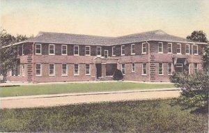 Arkansas Searcy Class Rooms & Senior Dormitory Morris School Handcolored ...