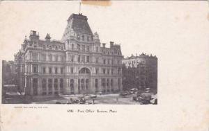 Massachusetts Boston Post Office