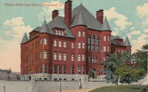 CINCINNATI, Ohio, 1900-10s; Walnut Hills High School
