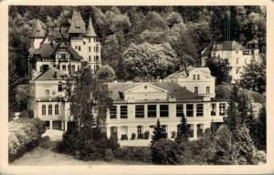 Czech Republic Mariánské Láznê Hotel Bellevue 02.86