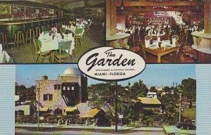 Florida Miami The Garden Restaurant & Cocktail Lounge