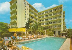 Hotel Les Dunes Benidorm Alicante Spain